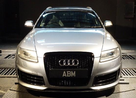 2008 AUDI RS6 AVANT 5.0 (SELF IMPORT)