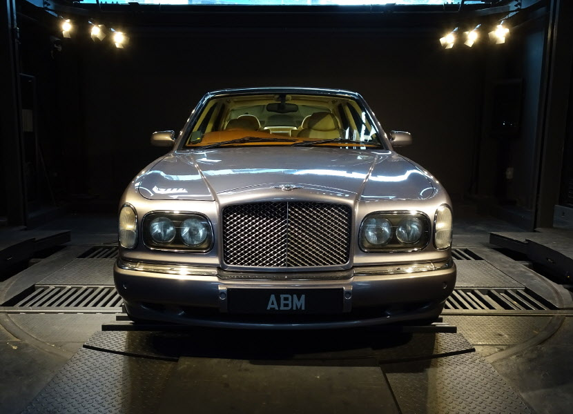 2001 BENTLEY ARNAGE BIRKIN