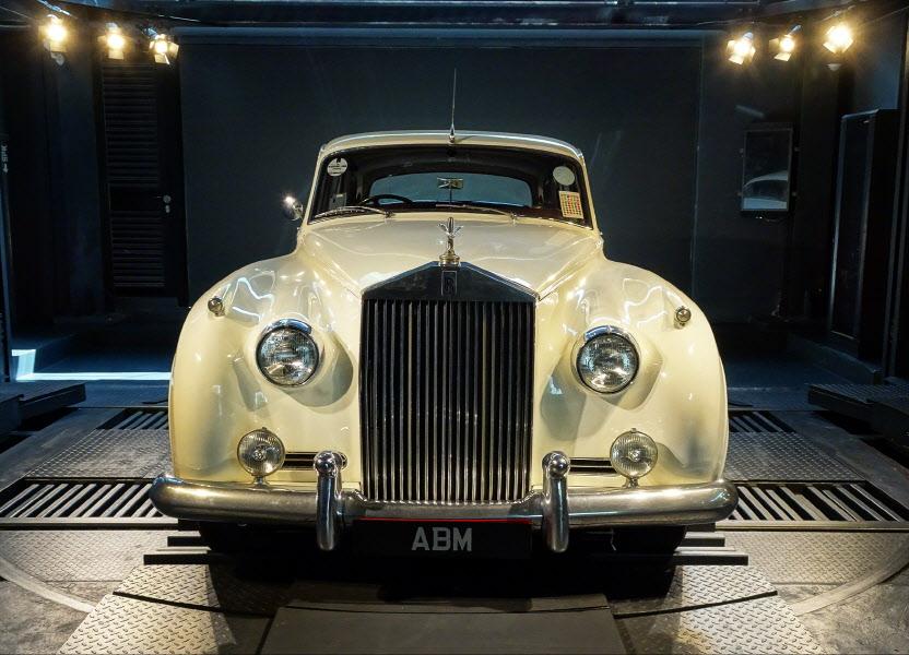 1956 ROLLS ROYCE SILVER CLOUD I 4.9