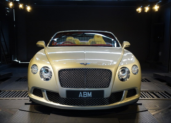 [SOLD] 2012 BENTLEY CONTINENTAL GTC