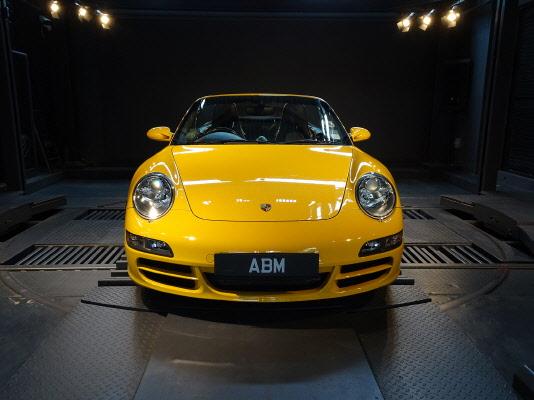[EXPORT] 2007 PORSCHE 911(997) C4S CABRIOLET
