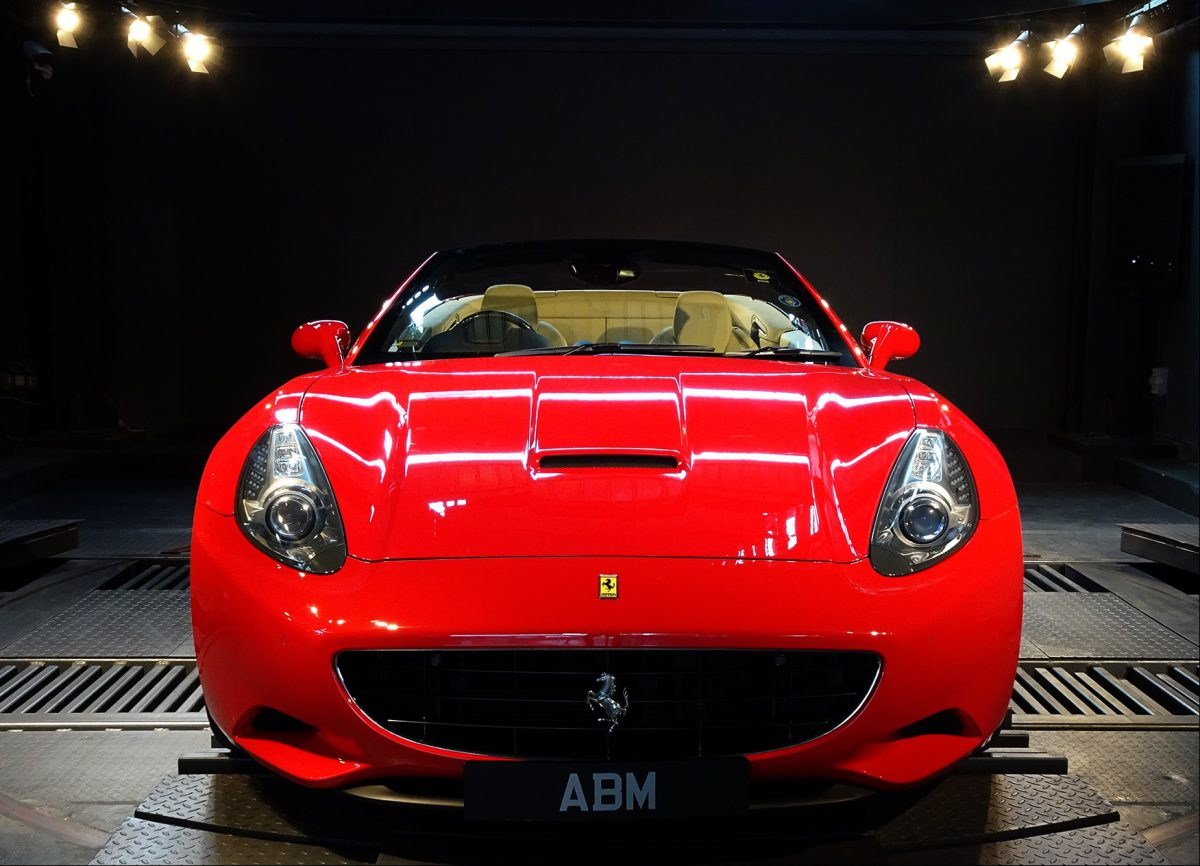 2010 FERRARI CALIFORNIA 4.3