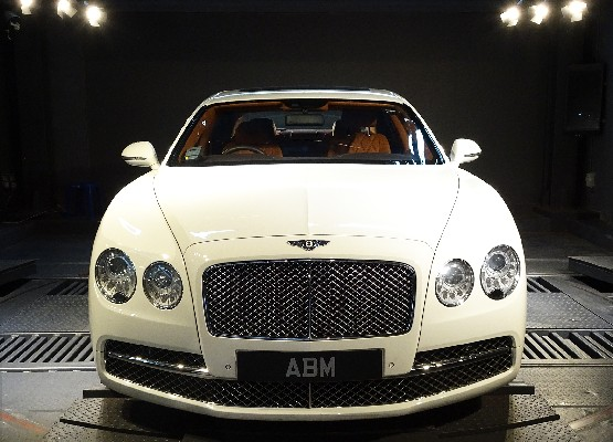 2014 BENTLEY NEW FLYING SPUR W12