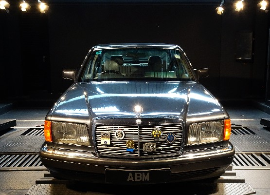 1989 MERCEDES BENZ 300 SEL