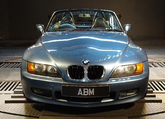 [SOLD] 1998 BMW Z3 MANUAL
