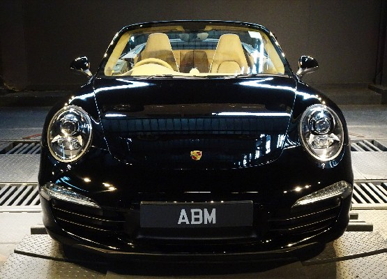 2012 PORSCHE 911 CARRERA S (991) CAB