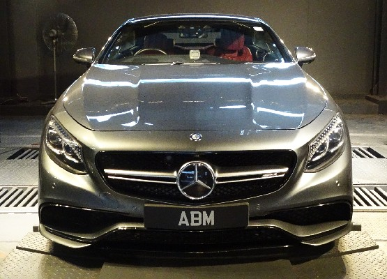 2016 MERCEDES BENZ S63 COUPE AMG