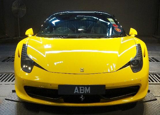 2010 FERRARI 458 ITALIA 4.5L SMT