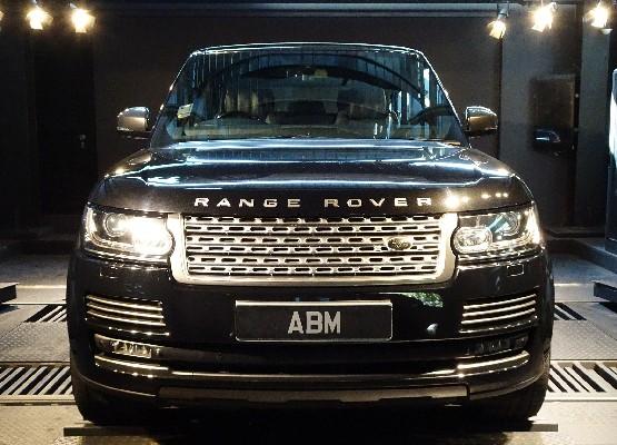 2013 LAND ROVER RANGE ROVER 4.4SDV8 EU4