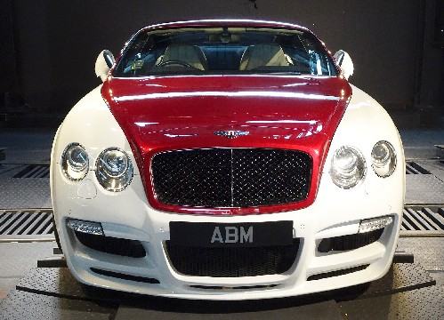 2010 BENTLEY CONTINENTAL GT 6.0 A