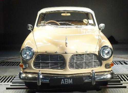1966 VOLVO 122 S
