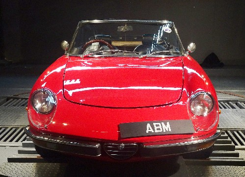 1972 ALFA ROMEO 2000 SPIDER