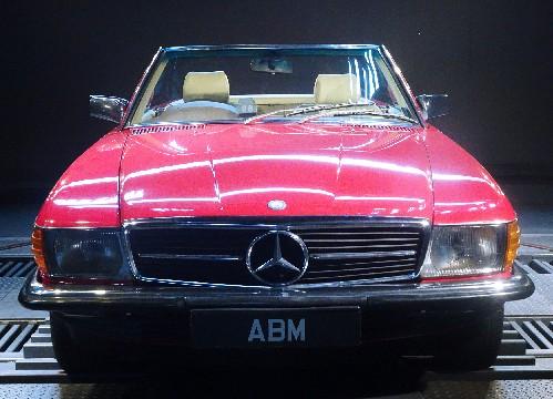 1983 MERCEDES BENZ 280SL