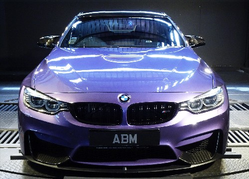 [SOLD] 2017 BMW M4 COUPE COMPETITION PKG