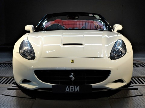 [SOLD] 2010 FERRARI CALIFORNIA
