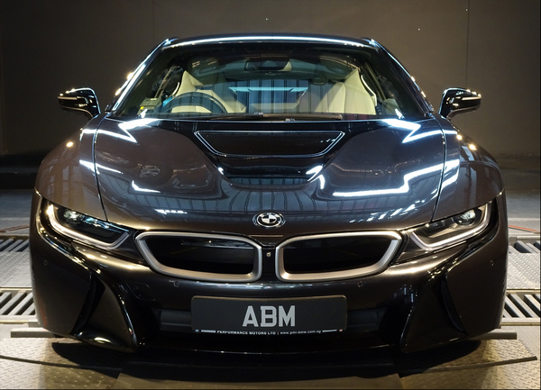 [SOLD] 2015 BMW I8