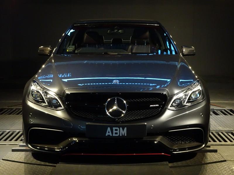 2014 MERCEDES E63 S AMG